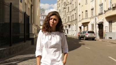 Прогулка по Москве по мотивам фильма «Я шагаю по Москве»