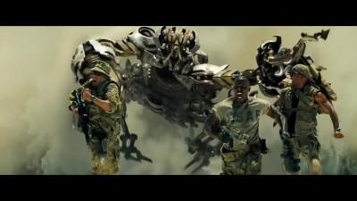 Переозвучка эпизода из фильма «Трансформеры»
