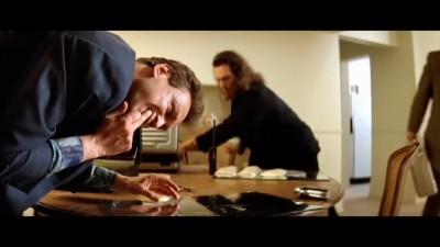 Переозвучивание эпизода из фильма «Леон»