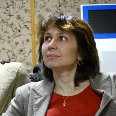 Чиркина Марика