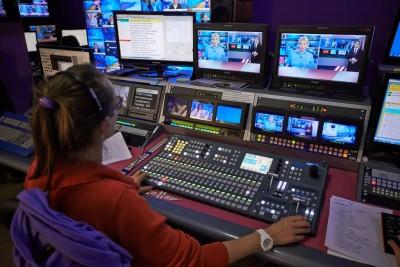 Телевизионная режиссура