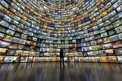 Технология работы с контентом на теле и кинорынках