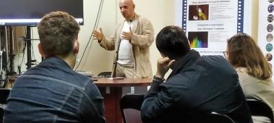 Презентация Учебного центра кино и телевидения UHD