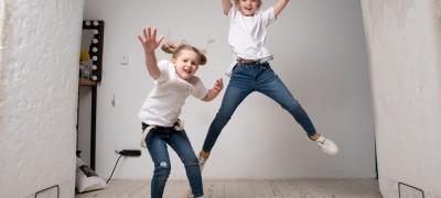 Фото с детской фотосессии