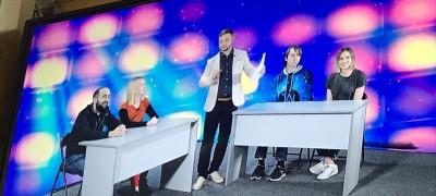 Игровые ток-шоу прошли 2 июня на практических занятиях по имитации телеэфиров